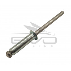 Rivet pop nicu/inox 4.8x19mm